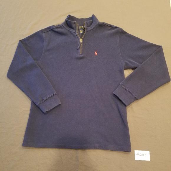 651d0ae873 Polo by Ralph Lauren Boys Half-Zip Pullover *BTS!*